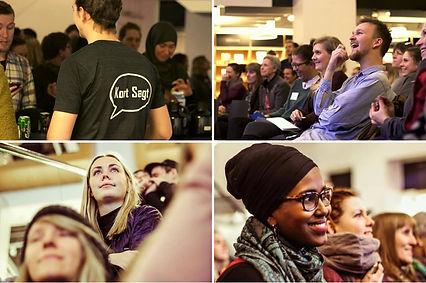 Kort Sagt - Korte taler om viden, videnskab og inspiration