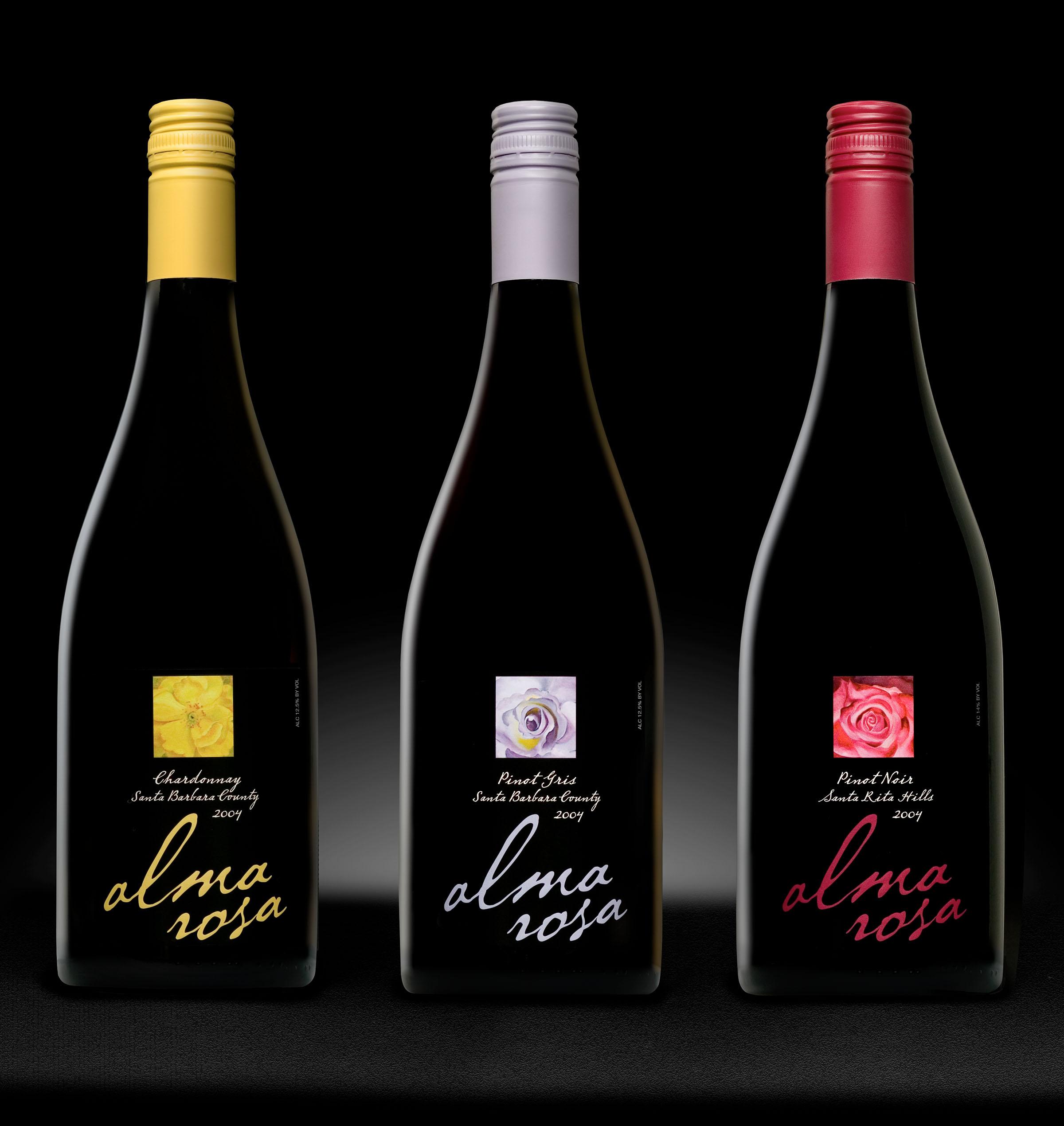 Alma Rosa Wine