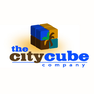 The City Cube Logo Design