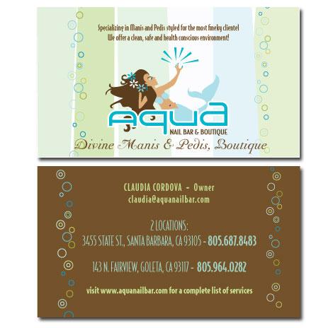 Aqua Nail Bar