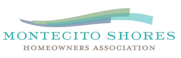Montecito Shores logo design