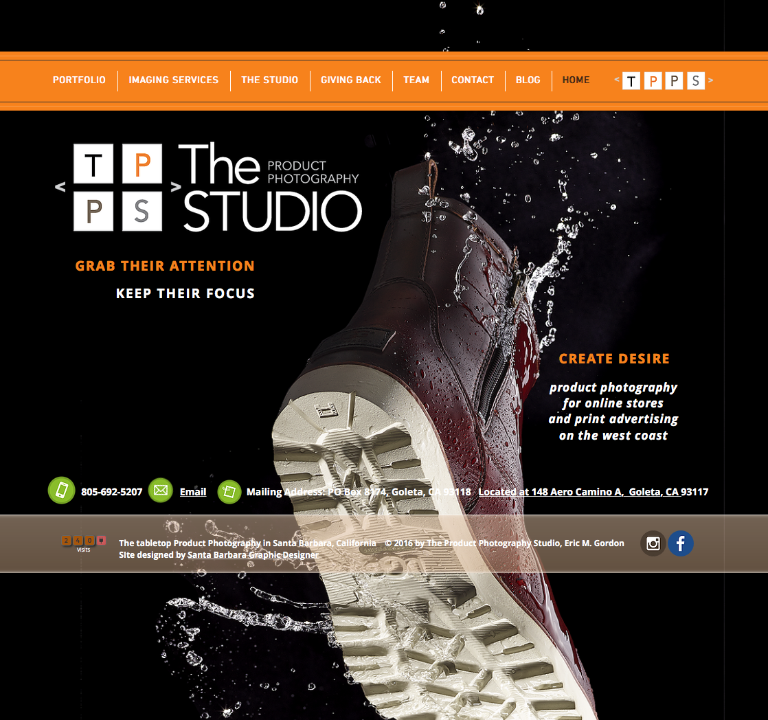 The Product Photography Studio