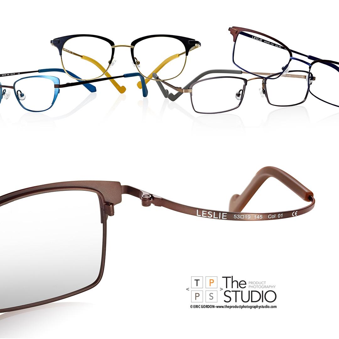 Flexible Metallic Eyewear Frames