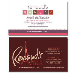 Renaud's patisserie and bistro