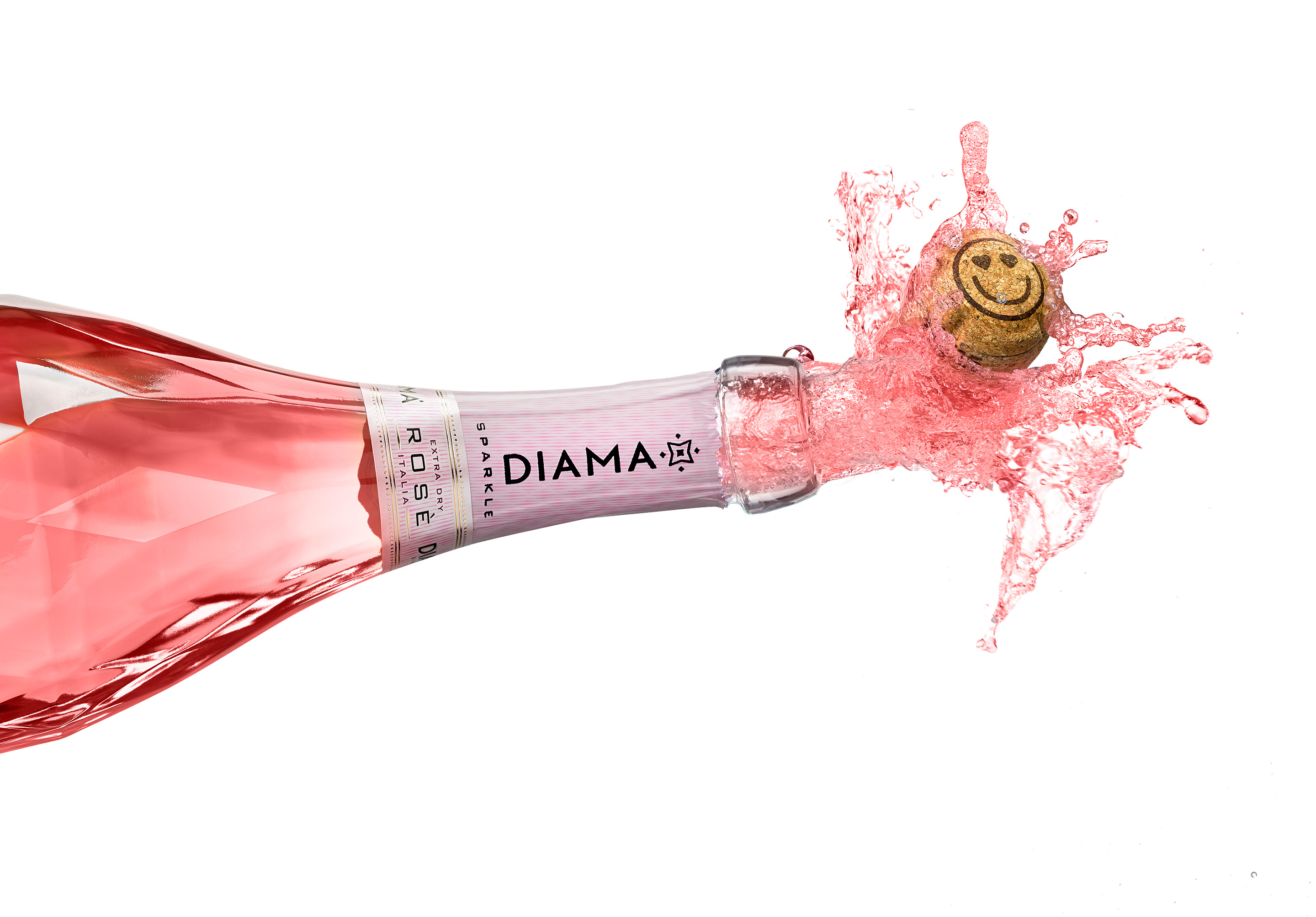 Diamas Rose Prosecco