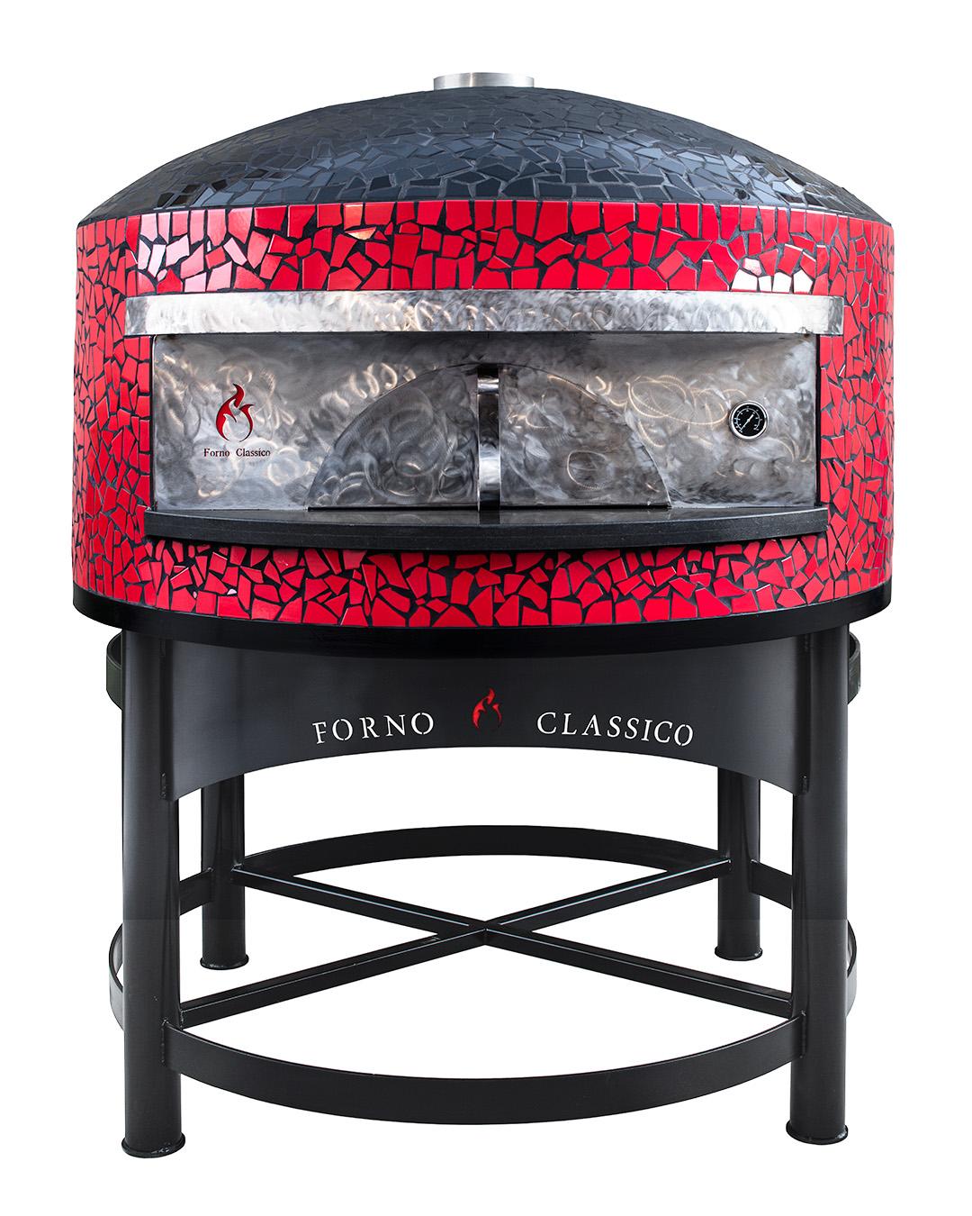 Forno Classico oven photography