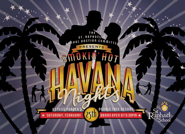 Smokin' Hot Havana Nights