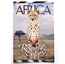 Rothschild's safaris brochure cover