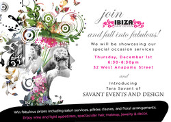 Ibiza Invitation