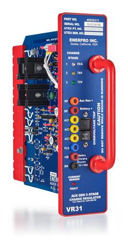Locomotive Auxiliary Generator VoltageRegulator