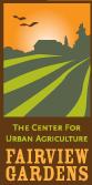 Fairview Gardens logo design