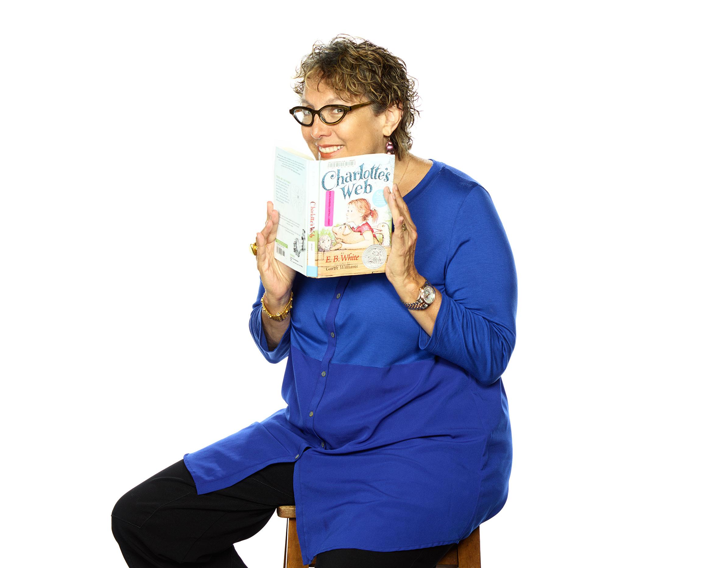 Lynda Weinman: Literacy Advocate