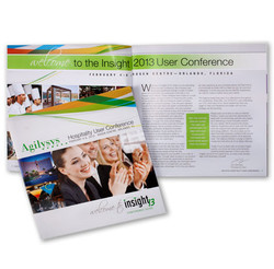 Agilysys Conference program