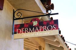 Dermapros Street Sign