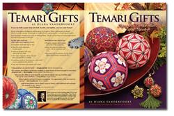 Temari Gifts Book Cover