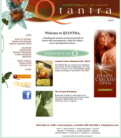 Qtantra website