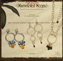 Hammered Hoops website