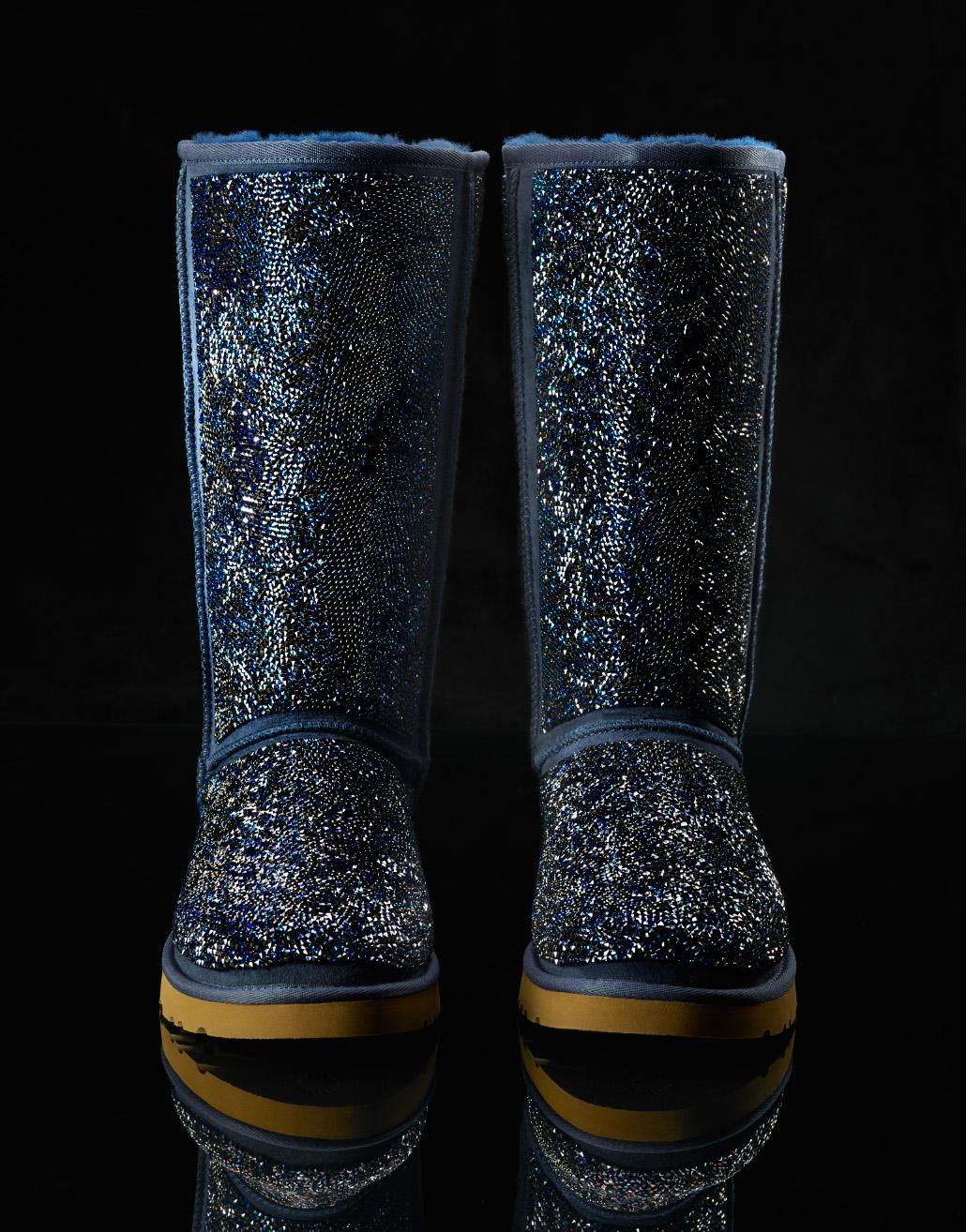 Swarovski UGG Boots