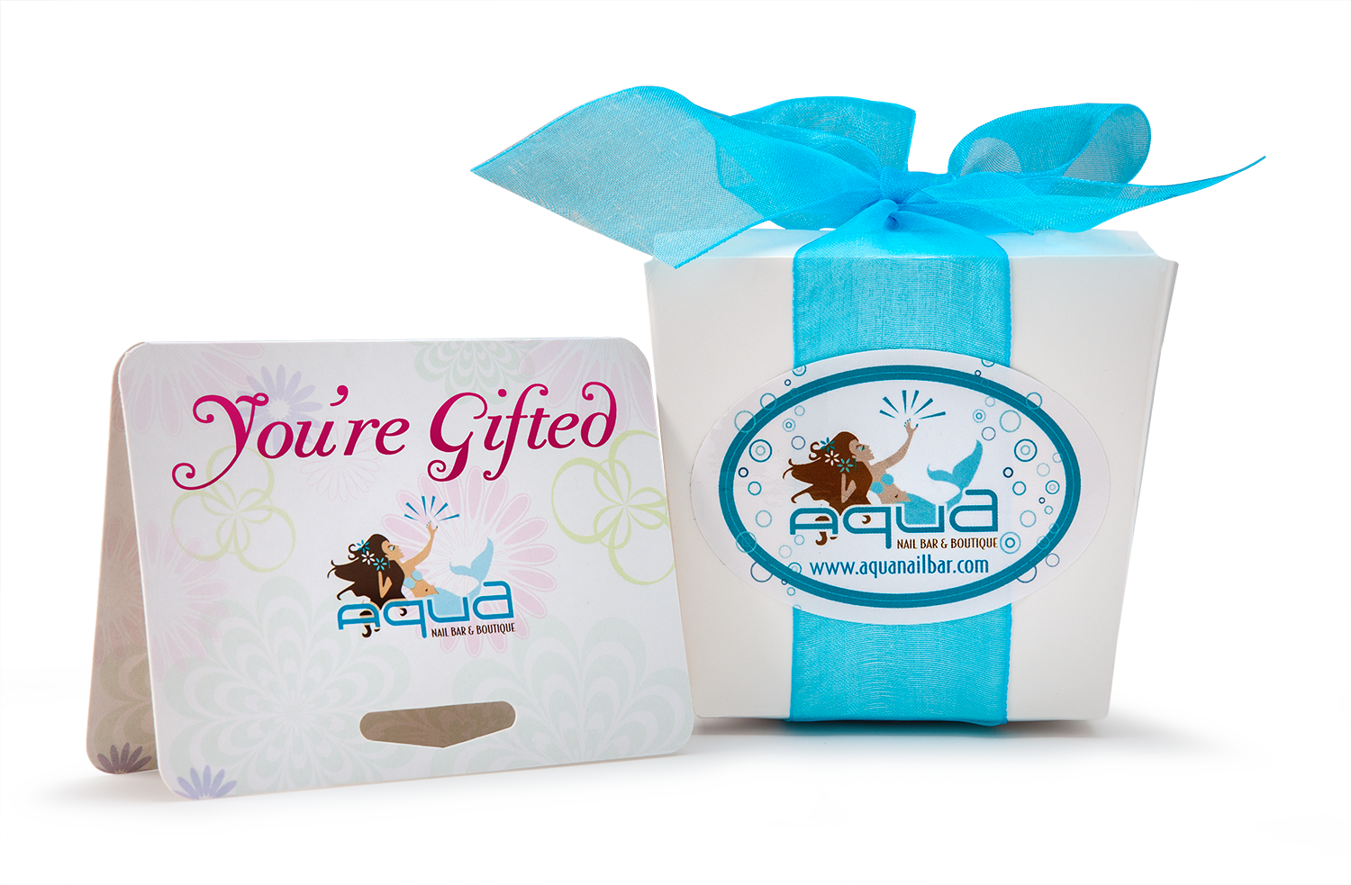 Gift Box and Gift Card
