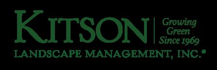 Kitson Landscape Management Logo