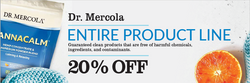 In Store Product Banner