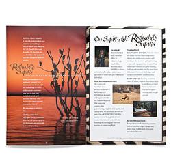 Rothschild's safaris brochure inside