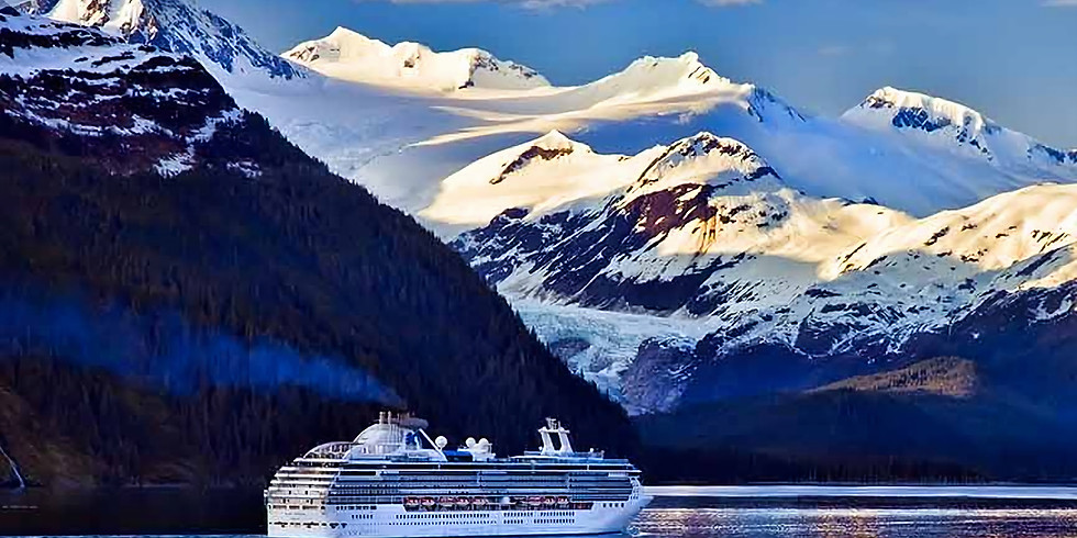 Wild Shamanic Alaska Luxury Cruise - 2019