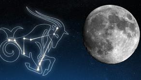 Capricorn Full Moon 2011