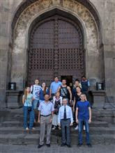 Russian-Delegation-at-Shaniwarwada-Pune.