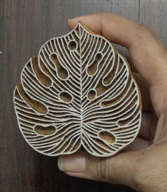 Ağaç Tekstil Damgası