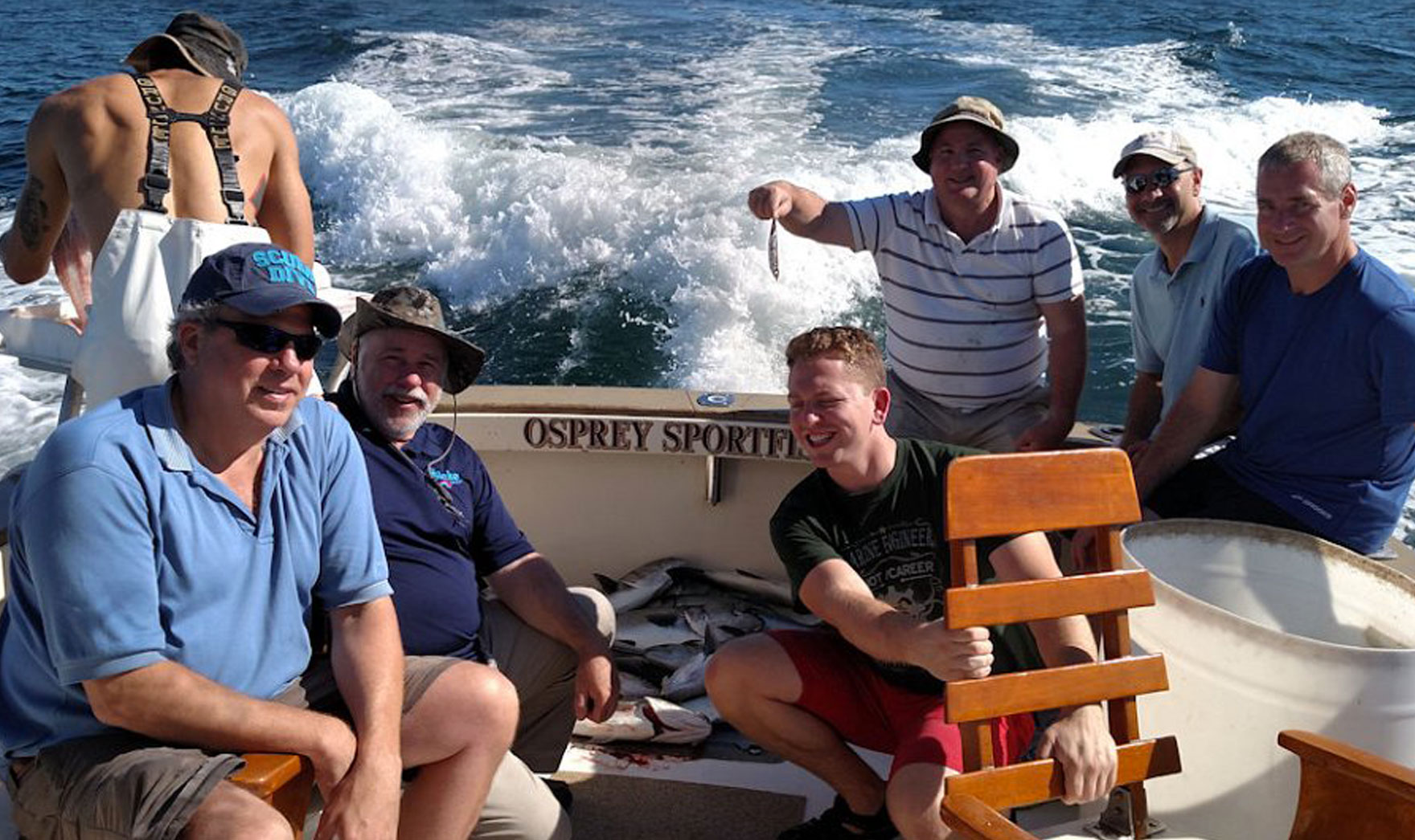 Fishing Charter Groton, CT