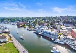 Steamboat Wharf Mystic | Mystic Fishing Charters | Fishing Charters Mystic