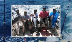 Charter Boat Fishing CT