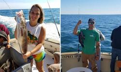Striper & Sea Bass Fishing