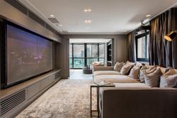 TV Home Theatre Room