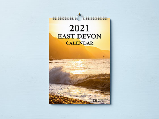 2021 East Devon Calendar