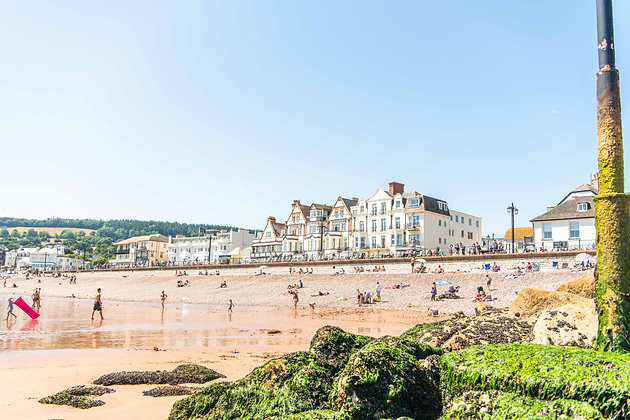 Summer in Sidmouth