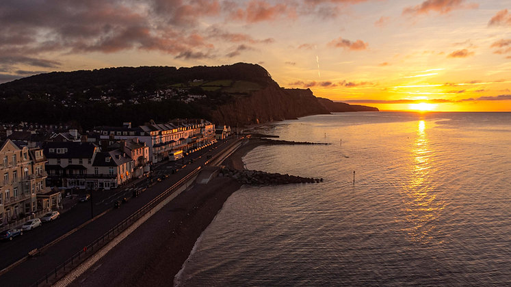 Good Morning Sidmouth!