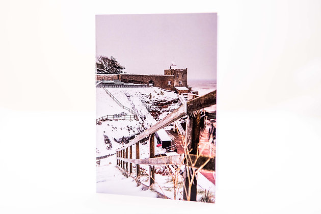 Jacobs Ladder Icicles A6 Card