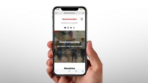 www.desconocidos.cl