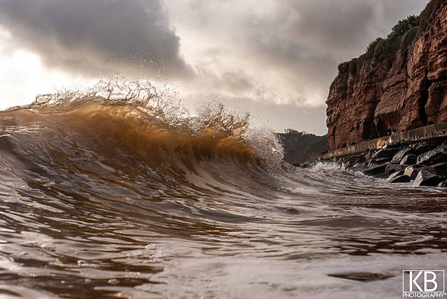 Sidmouth Storms