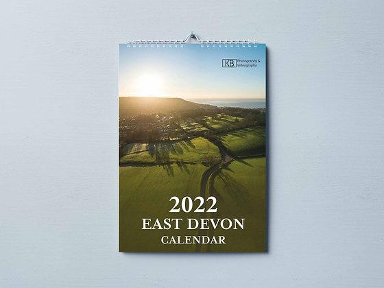 2022 East Devon Calendar