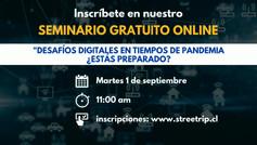 Video invitación a Seminario