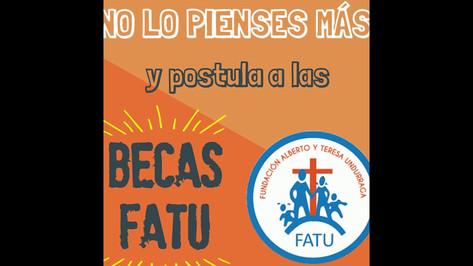 Promoción Becas FATU