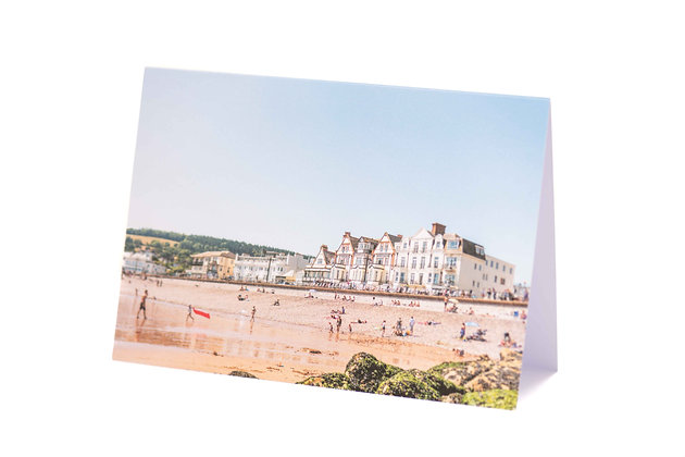 Sidmouth Hotels A6 Card