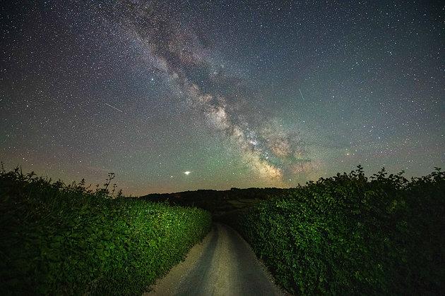 Devon Lanes - The Milky Way