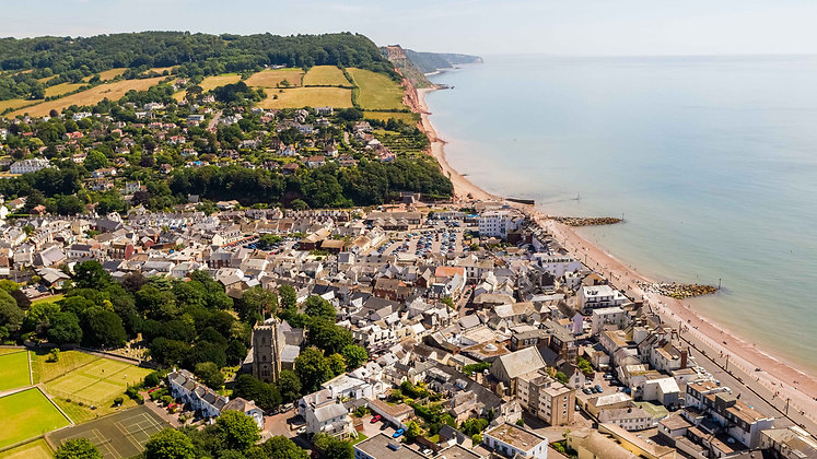 Sidmouth from the Sky
