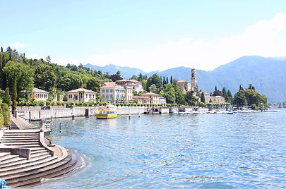 Lake Como, Milan, Custom travel to Italy