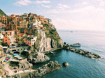 Custom Travel to Cinque Terre, Italy