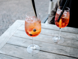 History of the Spritz & The Best Aperitivo in Italy